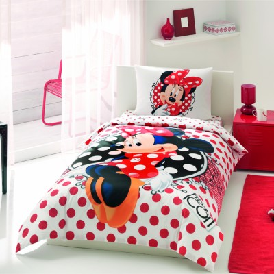 КПБ ТАС/RANFORCE детский (3-12)/Disney 1,5 сп. (MINNIE FASHION ICON)