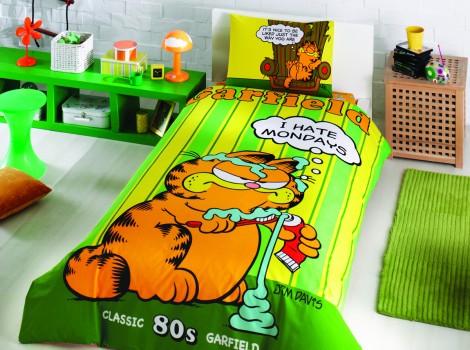 КПБ ТАС/RANFORCE детский (3-12)/Garfield 1,5 сп. (GARFIELD DAY)