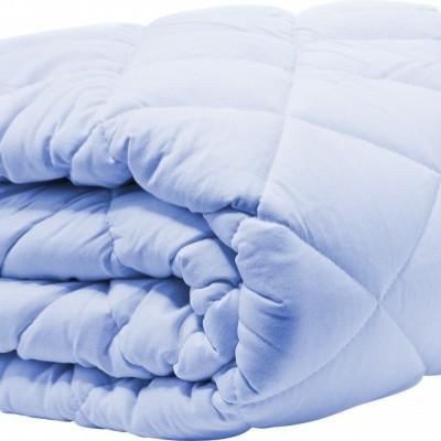 """Одеяло TAC/Силиконизированное волокно/2 сп./""""Light""""170x205 (голубой, 300 gr/m2)"""
